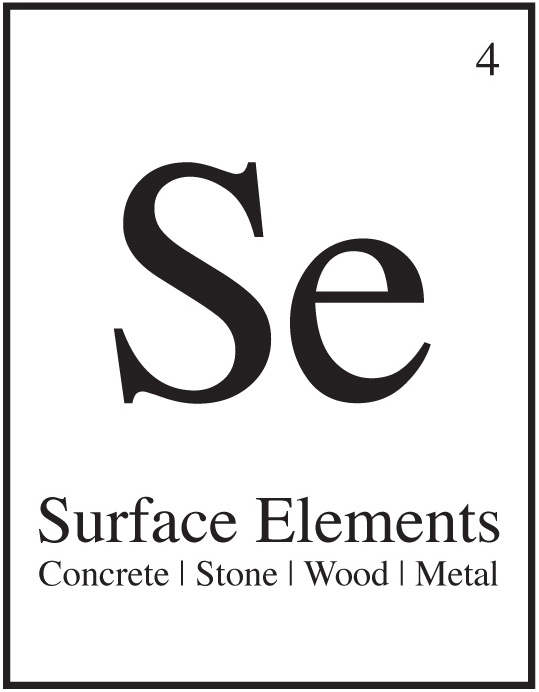 surface elements
